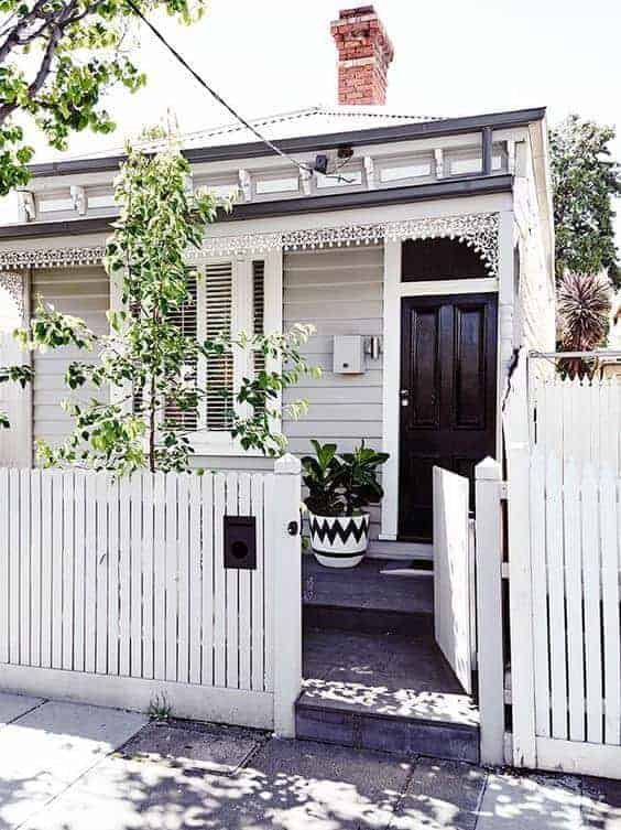 Three Popular Exterior Paint Colours For 2017 Renovating Mums