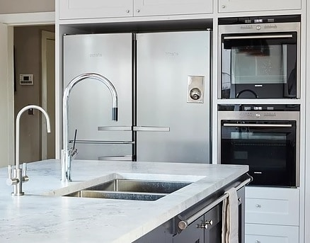 Mixer Tap Family Friendly Kitchen Design