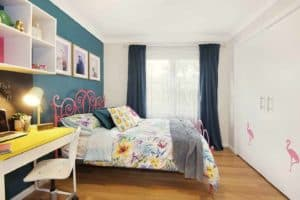 Cherie Barber Tween to Teen Bedroom Makeover