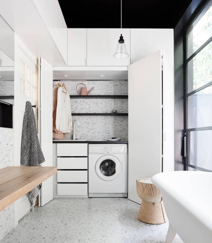 Small Laundry Ideas - Adelaide Vanities