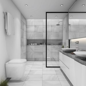Steps to planning a bathroom renovation