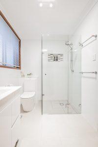 Types of Shower Screens Frameless Shower Screen