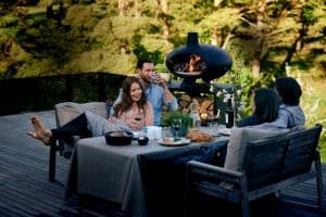 Outdoor Fireplaces Entertaining Abbey Fireplaces Sydney