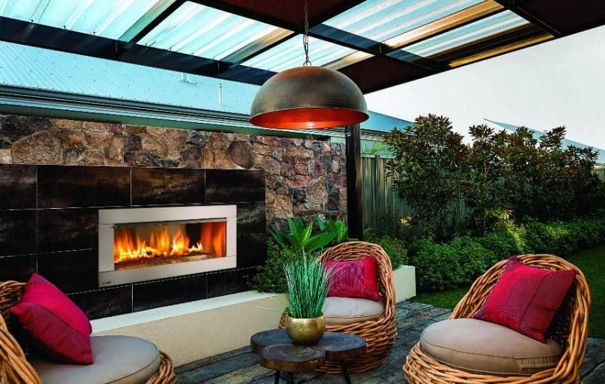 Regency Outdoor Entertaining Fireplace Sydney