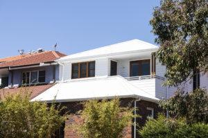 renovate semi detached house cape cod australia sydney inner west