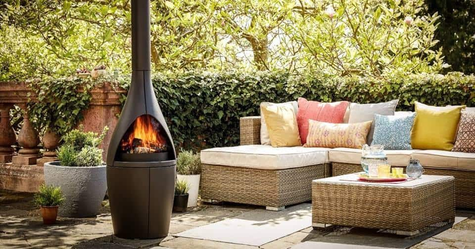Outdoor Entertaining Fireplace Abbey Sydney