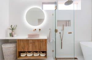 Timber-vanity-v-groove laundry hamper